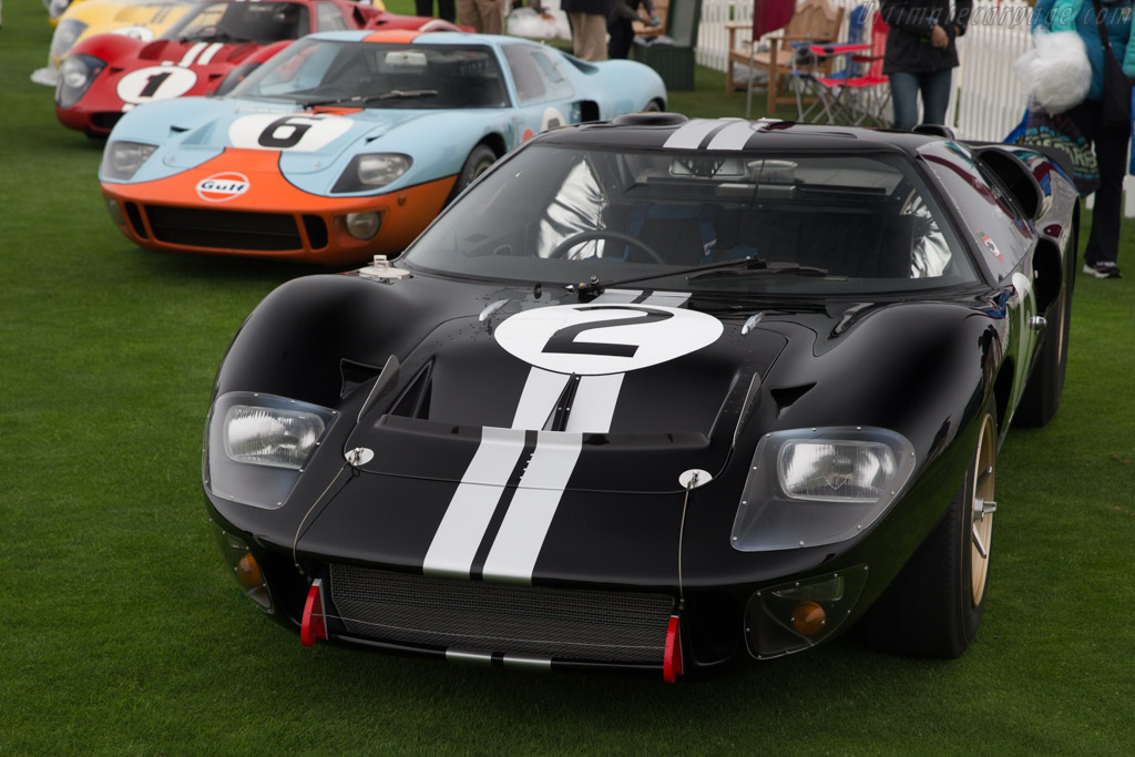 ford gt40 mk ii chassis gt40p 1046 2016 pebble beach concours d 39 elegance. Black Bedroom Furniture Sets. Home Design Ideas