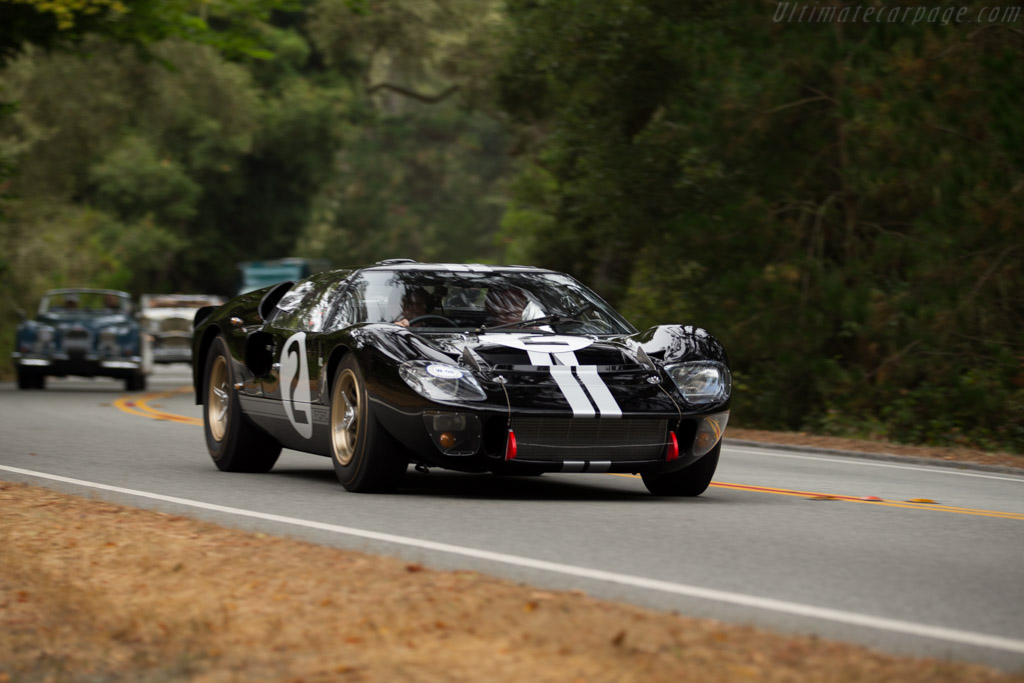 1966 ford gt40 mk ii images specifications and information