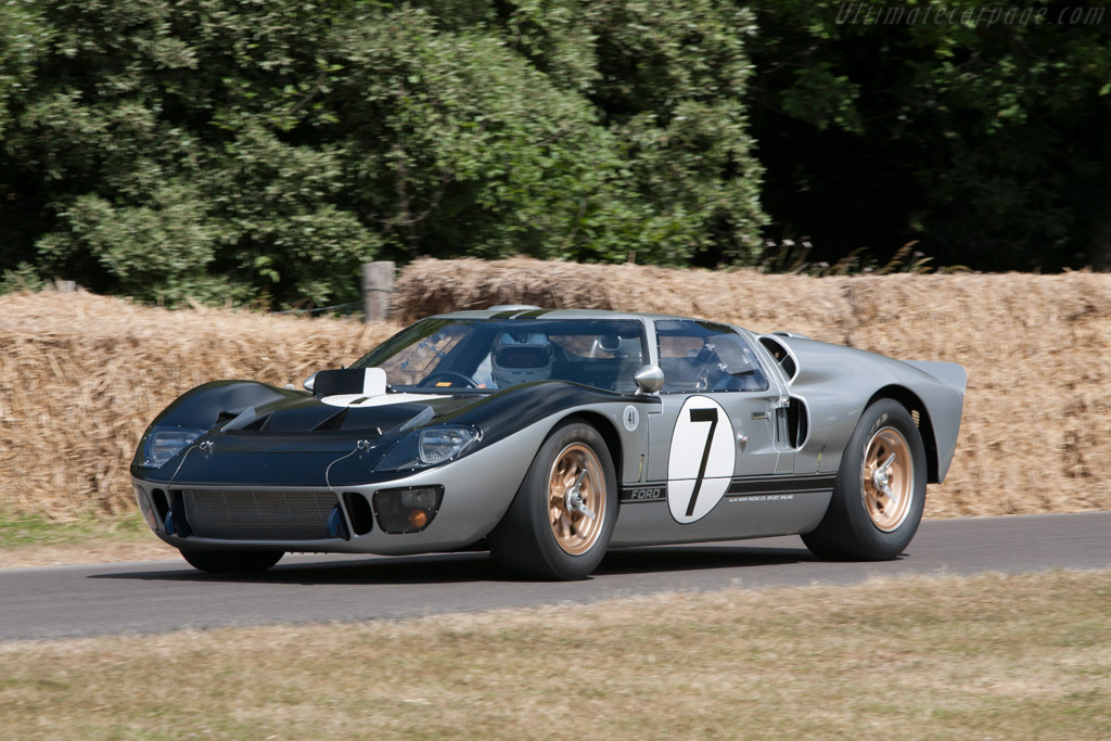 Ford GT40 Mk II - Chassis: XGT-2   - 2010 Goodwood Festival of Speed