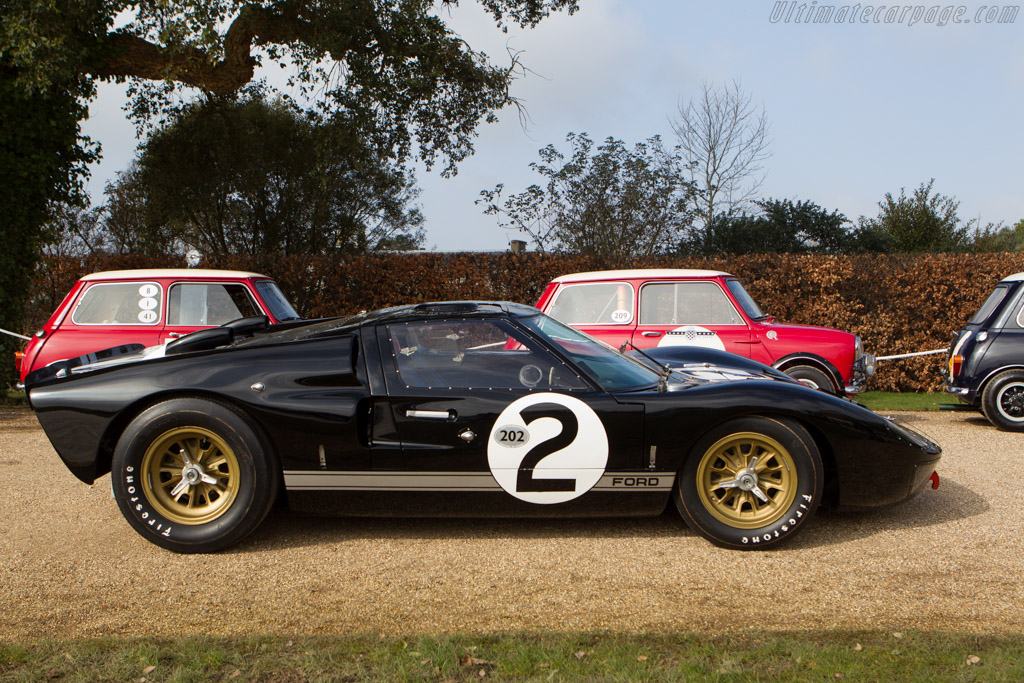 Ford GT40 Mk II - Chassis: GT40P/1046   - 2013 Goodwood Preview