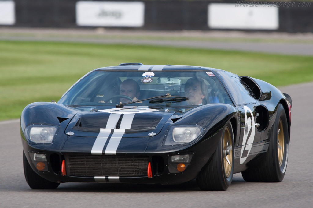 Ford GT40 Mk II - Chassis: GT40P/1046   - 2011 Goodwood Revival