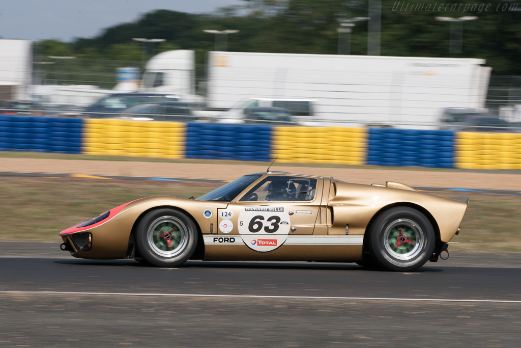 Ford GT40 Mk II - Chassis: GT40P/1016  - 2010 Le Mans Classic