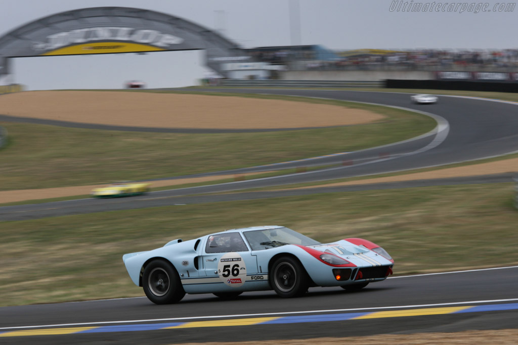 Ford GT40 Mk II - Chassis: GT40P/1015   - 2006 Le Mans Classic