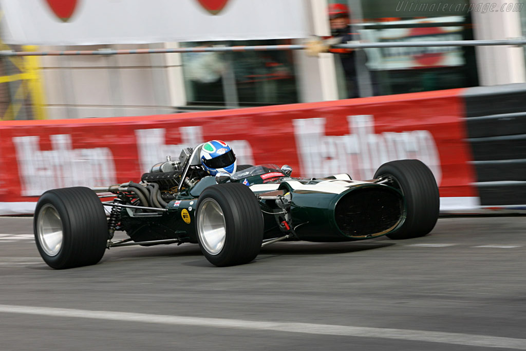 Click here to open the Cooper T86B BRM gallery