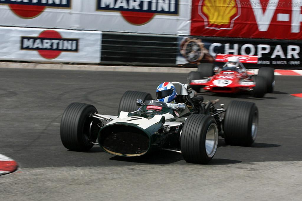Cooper T86B BRM - Chassis: F1-1-68   - 2006 Monaco Historic Grand Prix