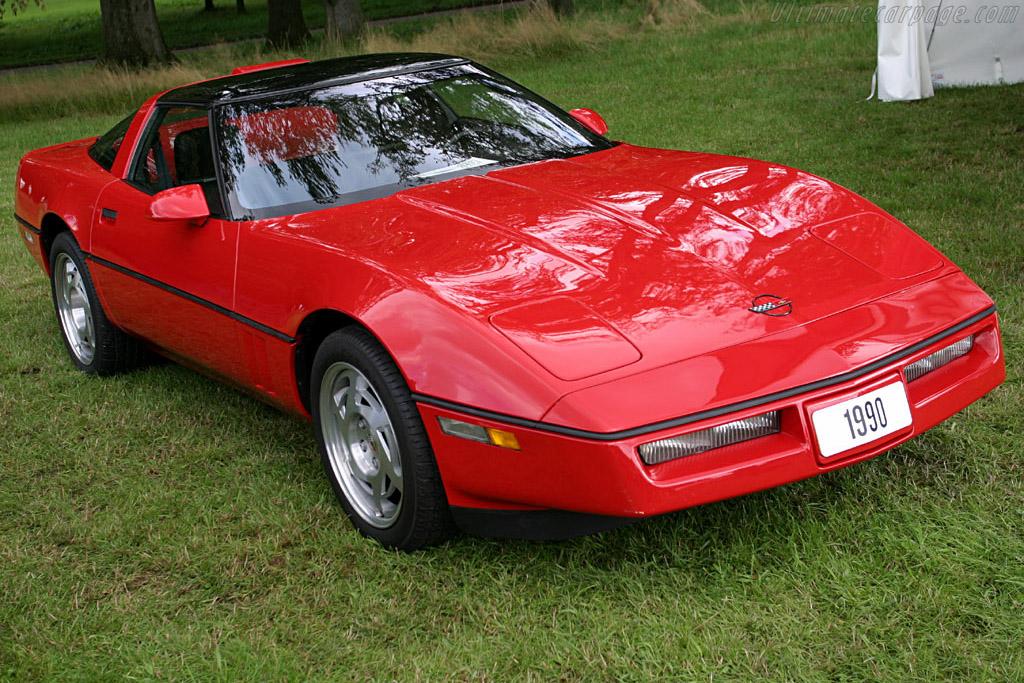 1989 1995 Chevrolet Corvette C4 Zr 1 Images