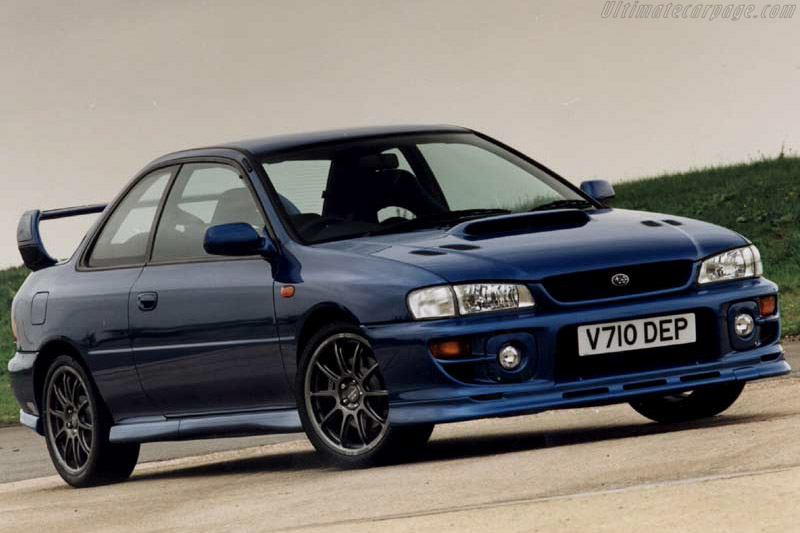 Click here to open the Subaru Impreza P1 gallery