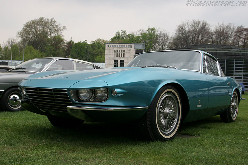 Click here to open the Chevrolet Corvette Rondine Pininfarina Coupe gallery