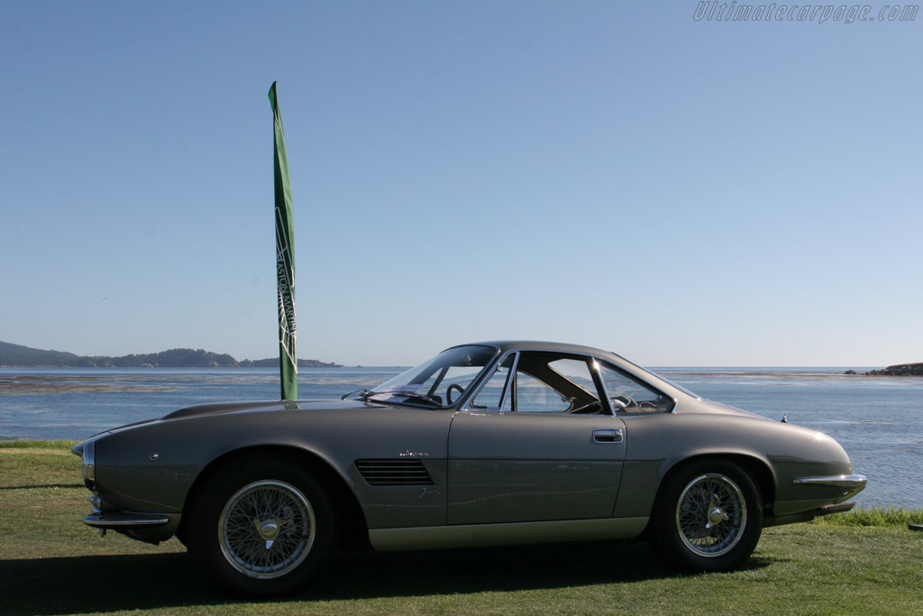 Aston Martin DB4 GT Bertone Jet - Chassis: DB4GT/0201/L   - 2007 Pebble Beach Concours d'Elegance