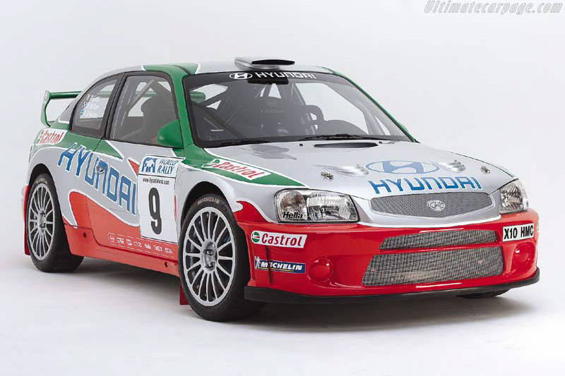 Click here to open the Hyundai Accent WRC 2 gallery