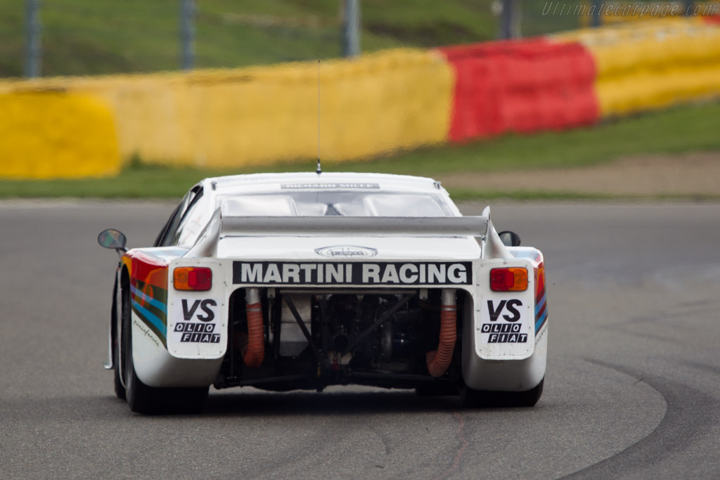 Lancia Beta Montecarlo Turbo    - 2013 Spa Classic