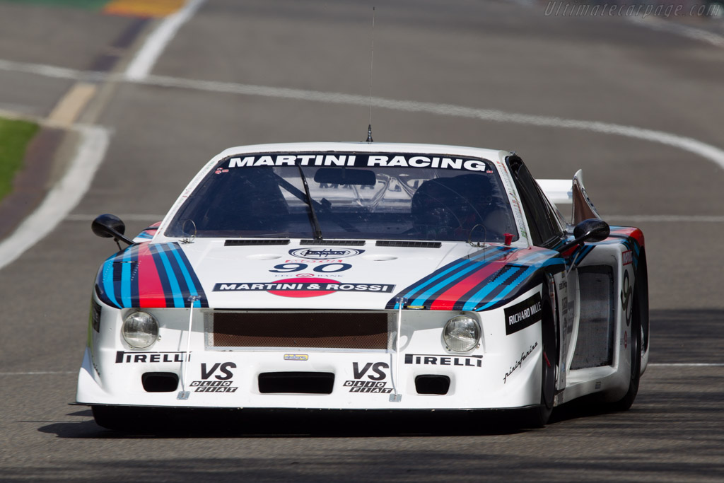 Lancia Beta Montecarlo Turbo    - 2013 Spa Classic