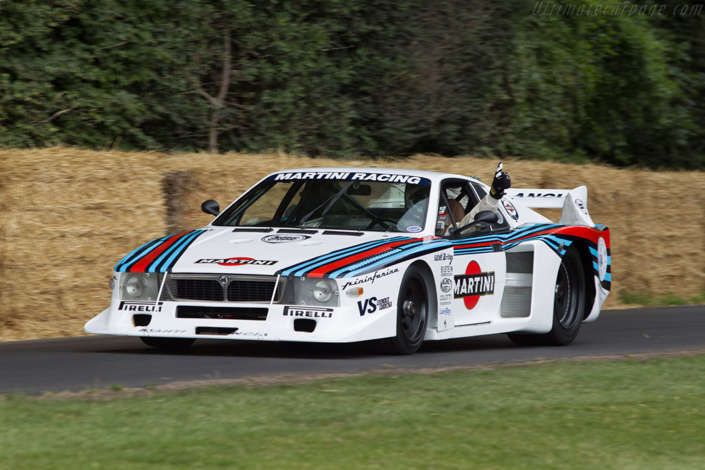 Lancia Beta Montecarlo Turbo - Chassis: 1004   - 2014 Goodwood Festival of Speed