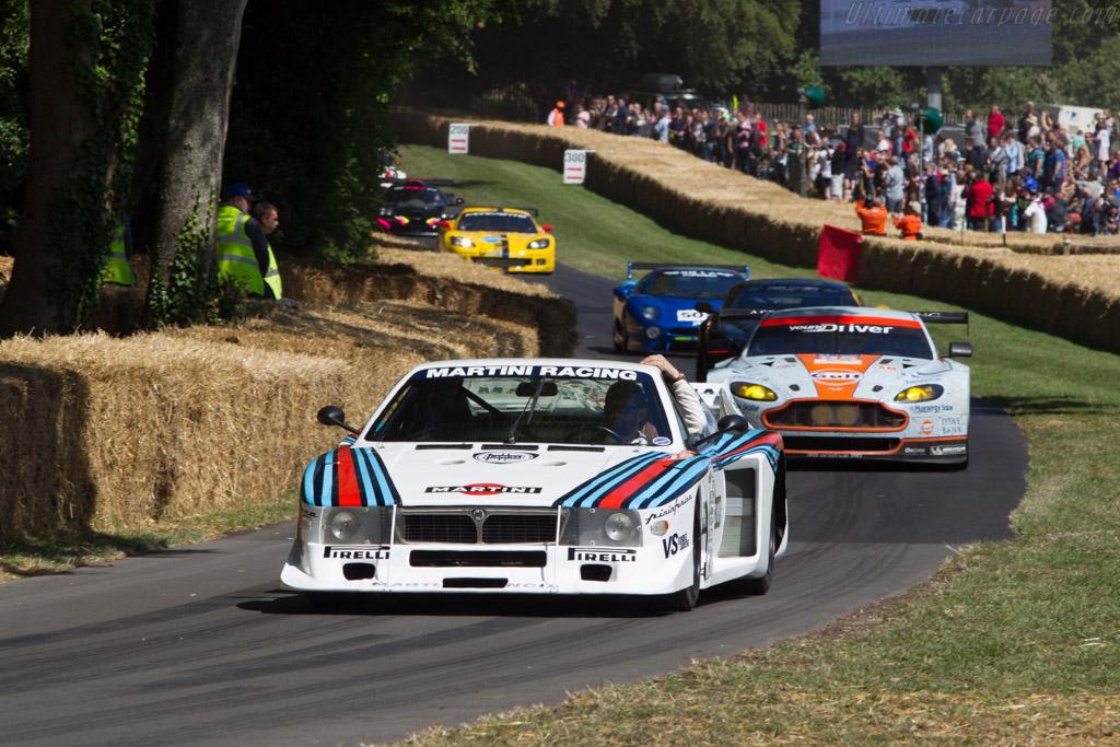 Lancia Beta Montecarlo Turbo - Chassis: 1004   - 2014 Goodwood Festival of Speed