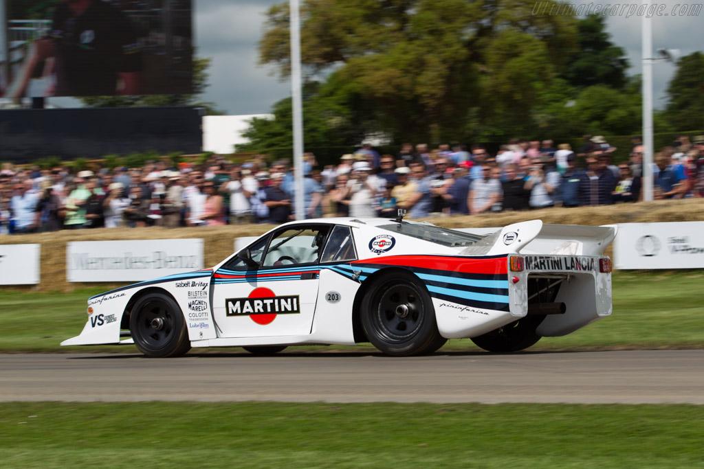Lancia Beta Montecarlo Turbo - Chassis: 1004   - 2016 Goodwood Festival of Speed