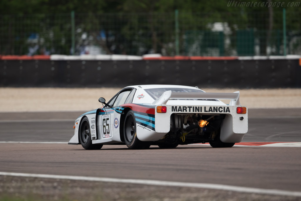 Lancia Beta Montecarlo Turbo - Chassis: 1009   - 2016 Grand Prix de l'Age d'Or