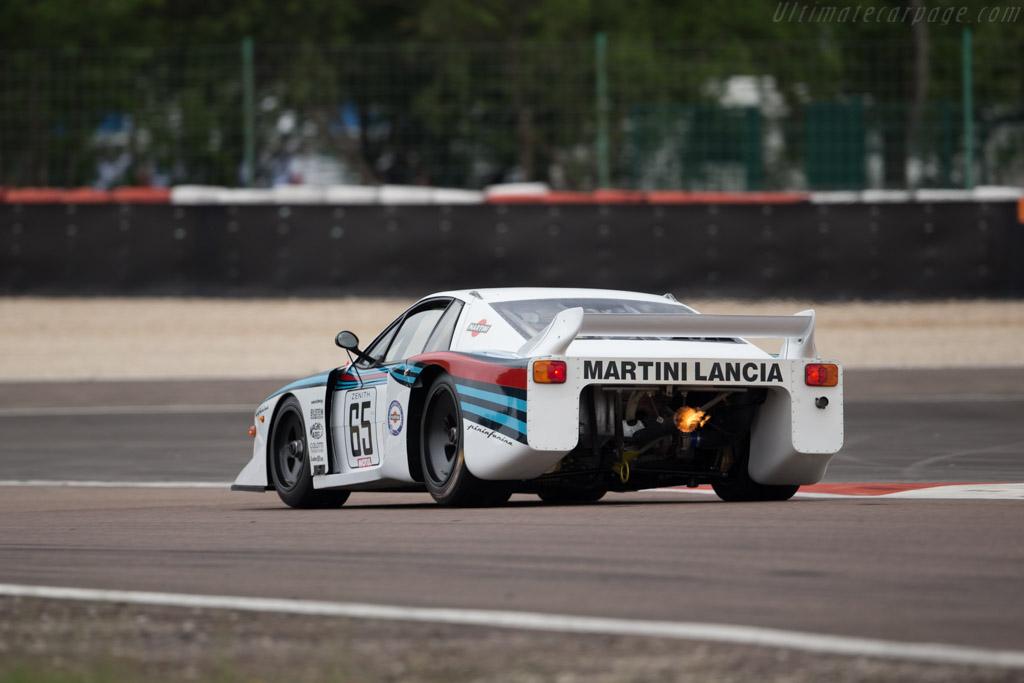Lancia Beta Montecarlo Turbo - Chassis  1009