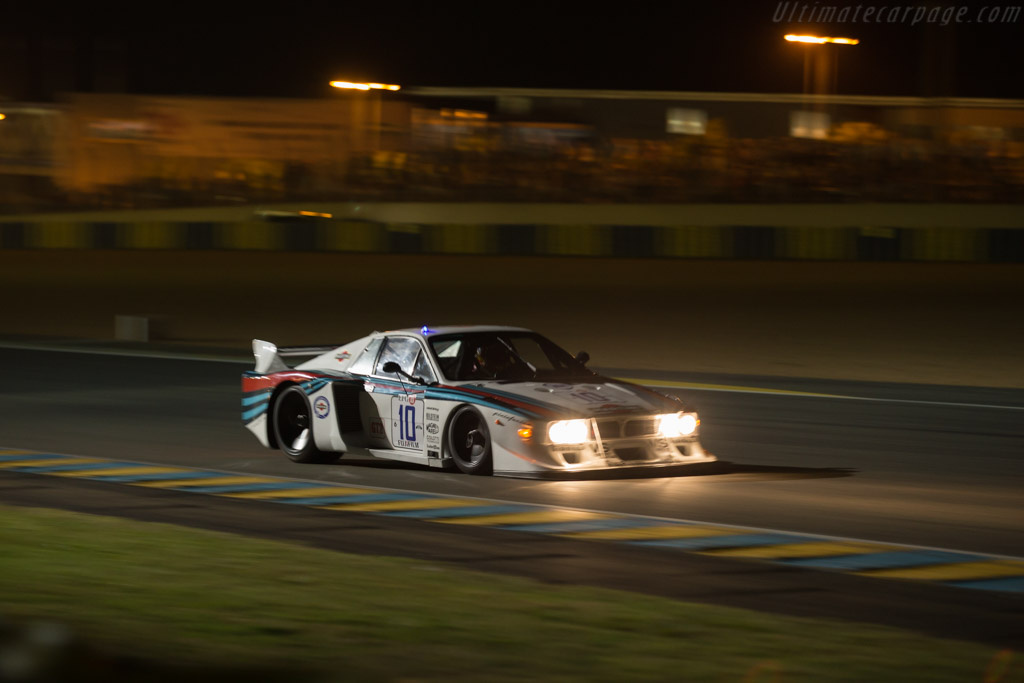 Lancia Beta Montecarlo Turbo - Chassis: 1009   - 2016 Le Mans Classic