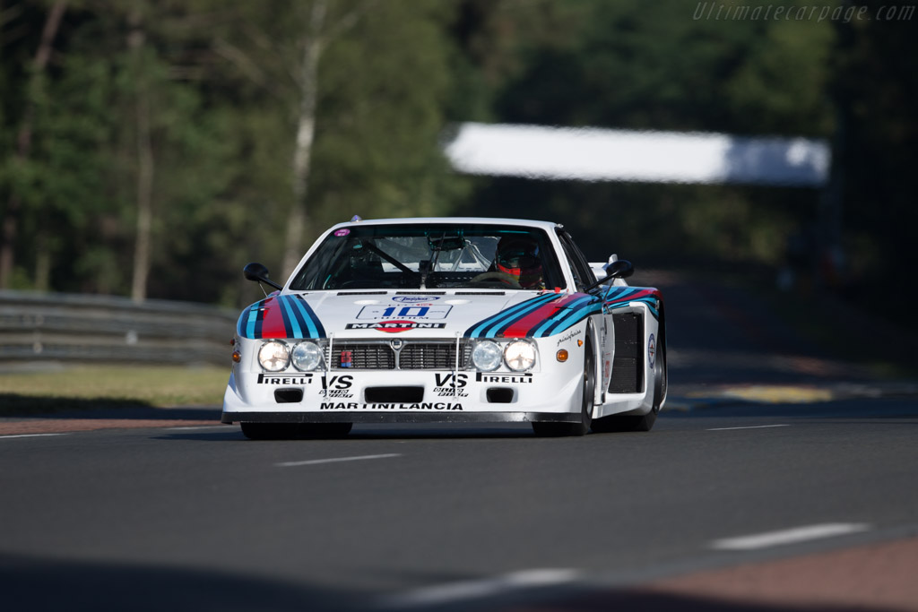 Lancia Beta Montecarlo Turbo (Chassis 1009 - 2016 Le Mans Classic) High Resolution Image