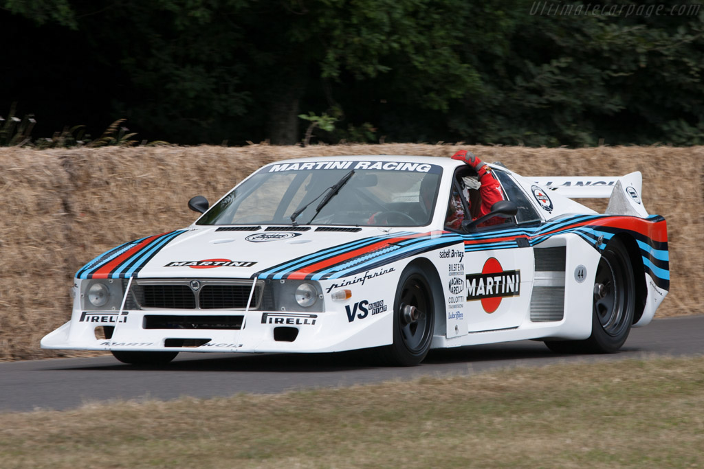 Lancia Beta Montecarlo Turbo - Chassis: 1004   - 2010 Goodwood Festival of Speed