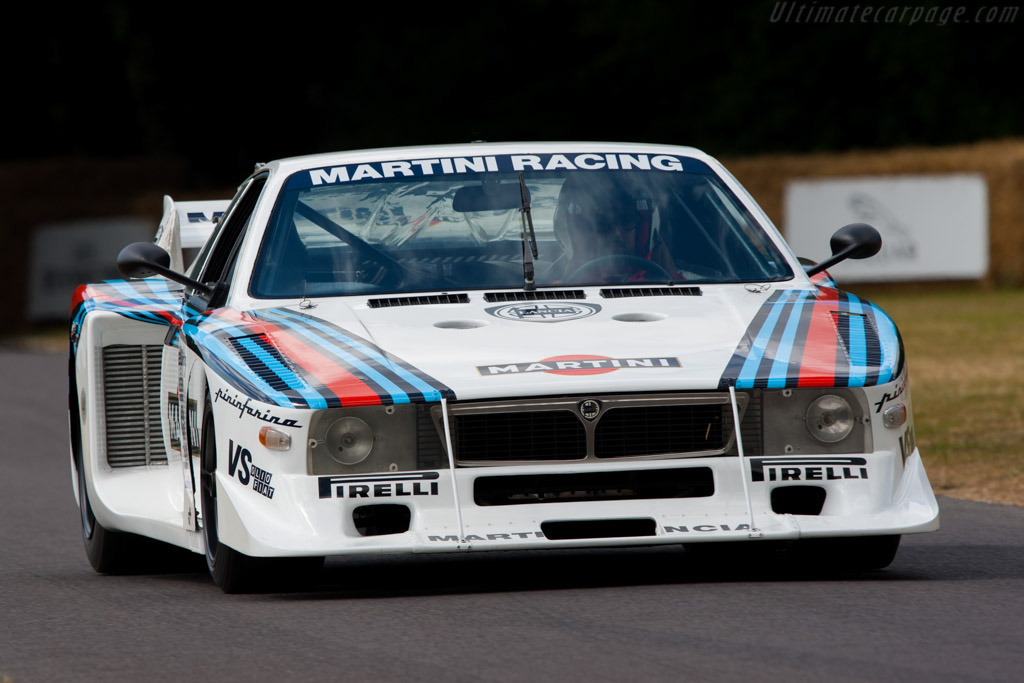 Lancia Beta Montecarlo Turbo - Chassis: 1004   - 2010 Goodwood Festival of Speed