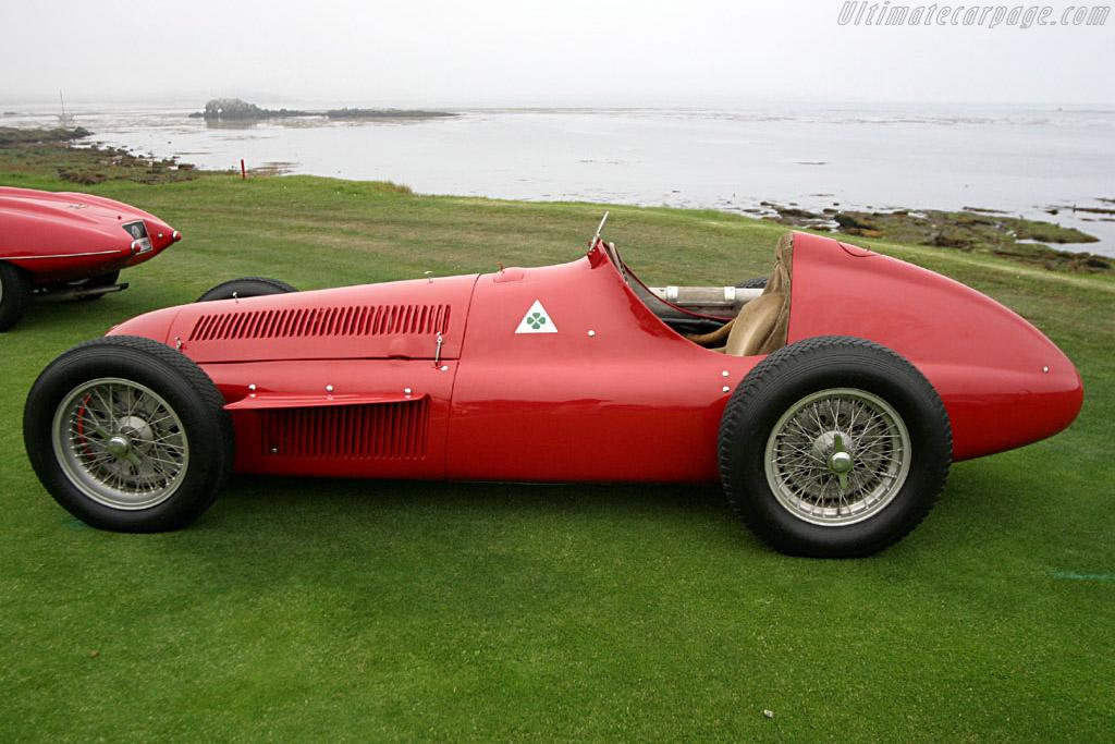 Alfa Romeo 159 'Alfetta' - Chassis: 159.111  - 2005 Pebble Beach Concours d'Elegance
