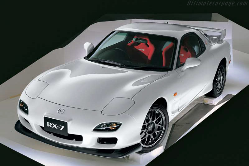 Click here to open the Mazda RX-7 Type RZ gallery