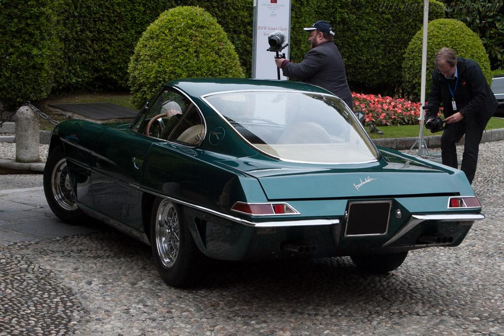 Lamborghini 350 Gtv Chassis 0001 2013 Concorso D