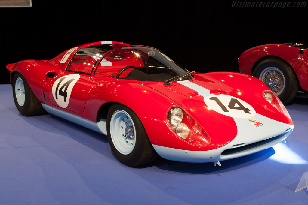 1966 Ferrari 206 S Dino Spyder Images Specifications