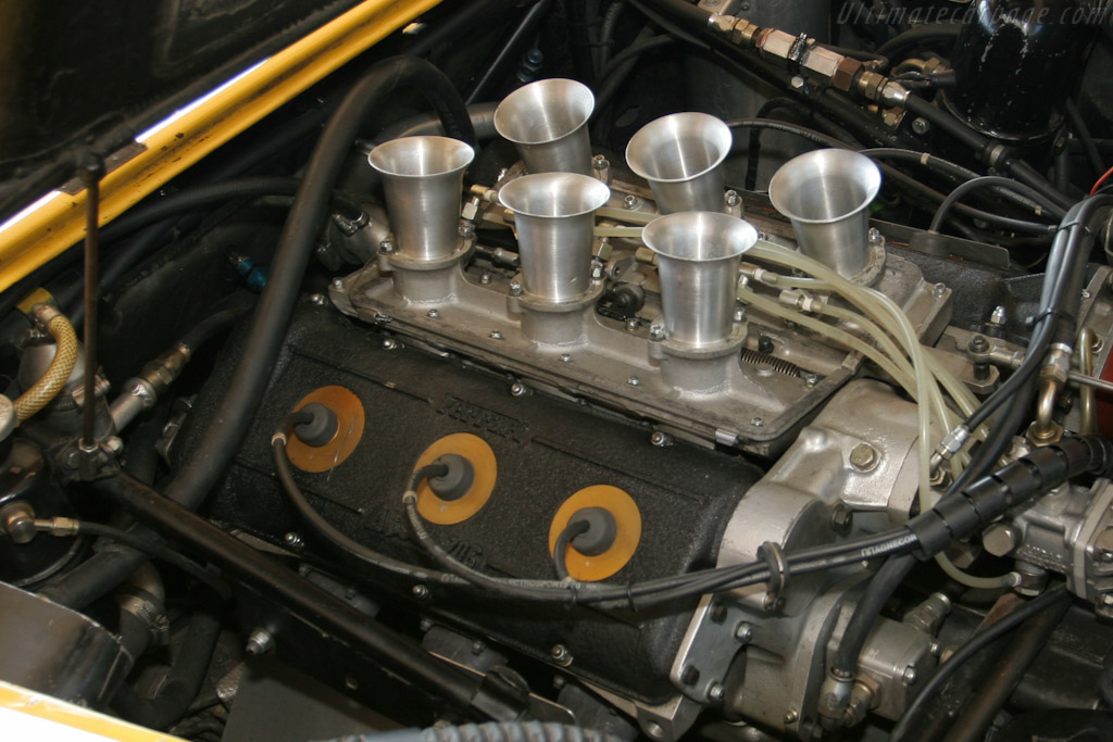 Ferrari 206 S Dino Spyder - Chassis: 032   - 2008 Goodwood Revival