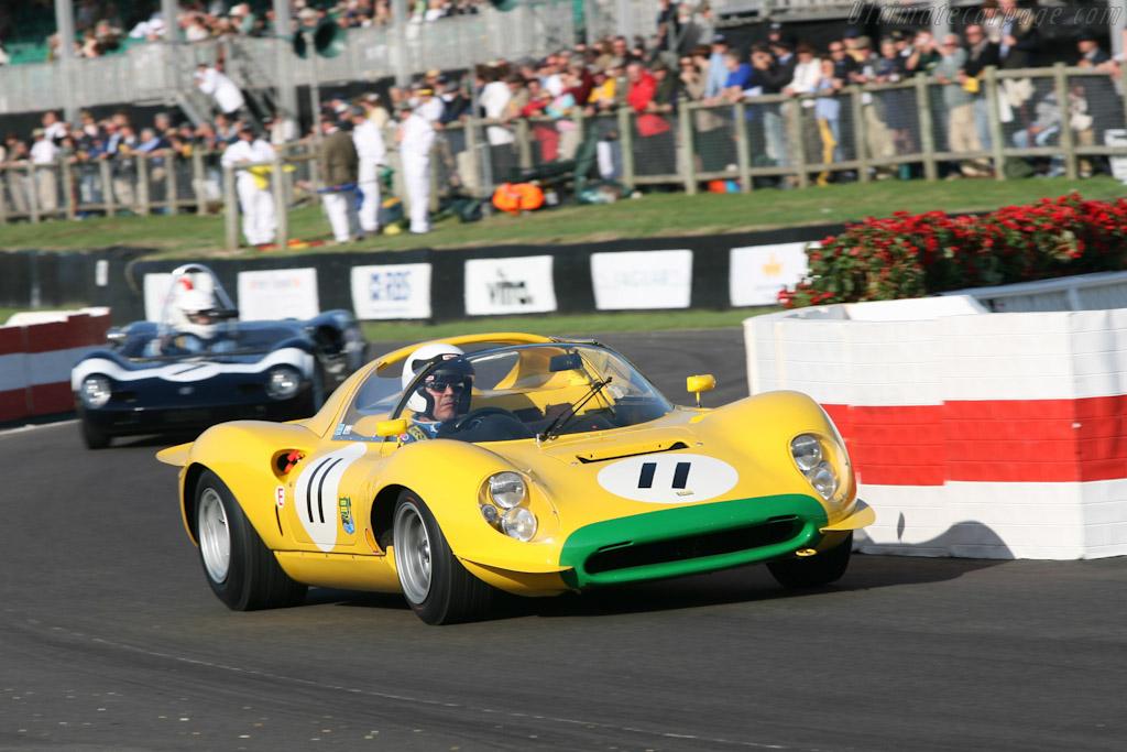 Ferrari 206 S Dino Spyder - Chassis: 032   - 2006 Goodwood Revival