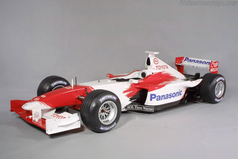 Click here to open the Toyota TF102 gallery