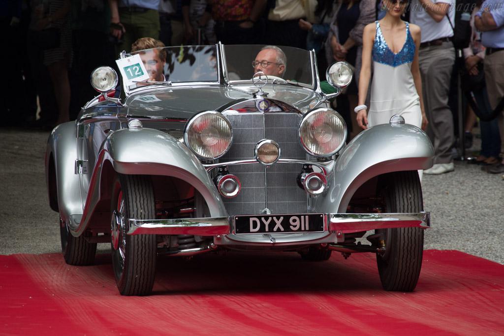Mercedes-Benz 540 K Spezial Roadster - Chassis: 154086   - 2015 Concorso d'Eleganza Villa d'Este