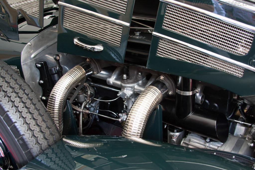 Mercedes-Benz 540 K Spezial Roadster - Chassis: 421987   - 2012 Concorso d'Eleganza Villa d'Este