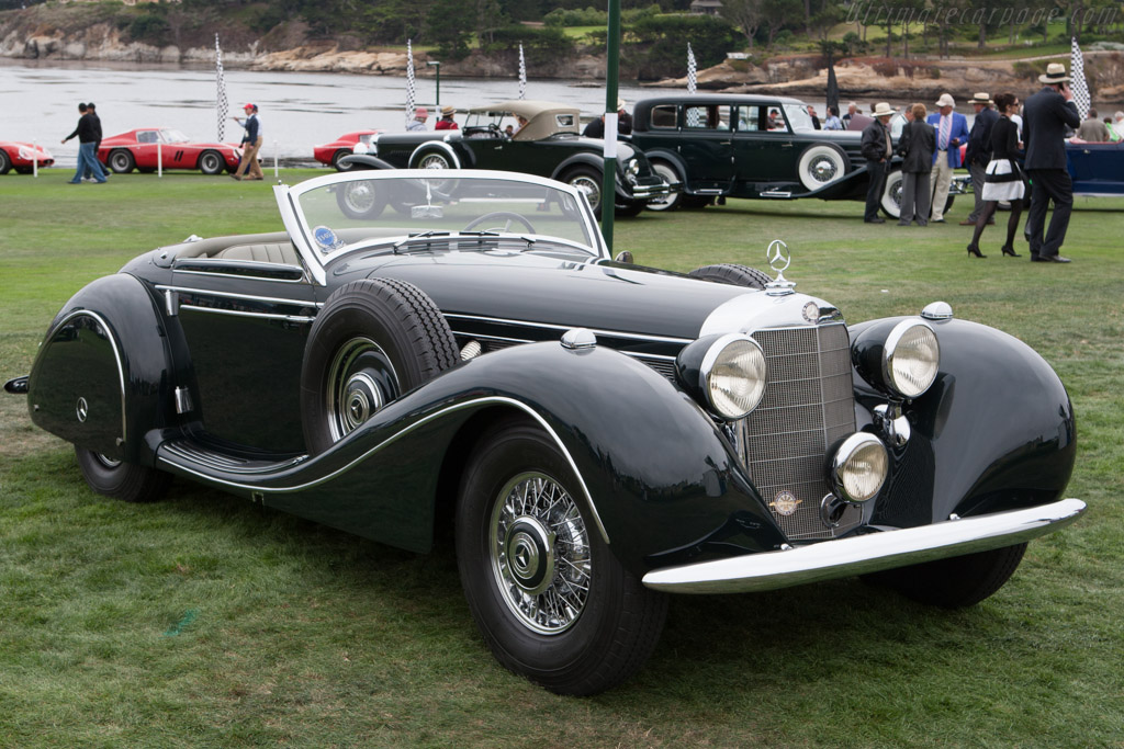 Mercedes-Benz 540 K Spezial Roadster - Chassis: 421987 ...