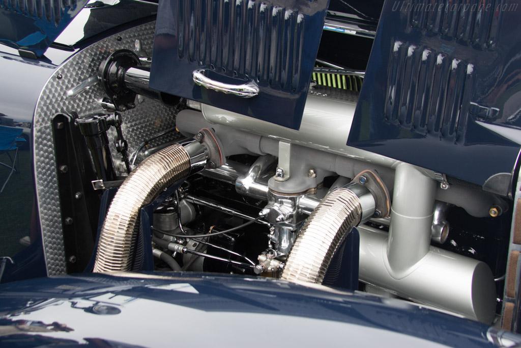 Mercedes-Benz 540 K Spezial Roadster - Chassis: 408383   - 2012 Pebble Beach Concours d'Elegance