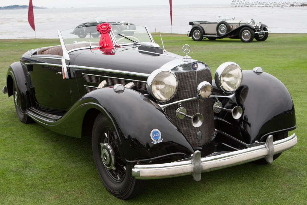 Mercedes-Benz 540 K Spezial Roadster - Chassis: 169384   - 2011 Pebble Beach Concours d'Elegance