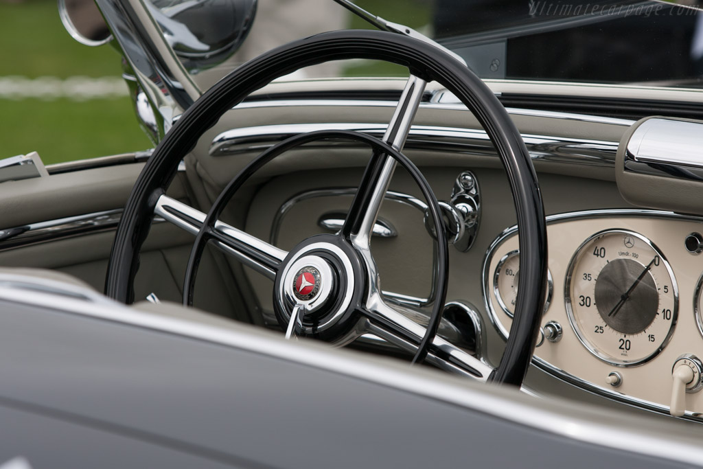 Mercedes-Benz 540 K Spezial Roadster - Chassis: 154151   - 2011 Pebble Beach Concours d'Elegance