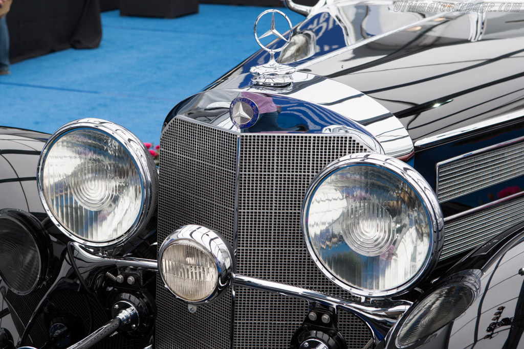 Mercedes-Benz 540 K Spezial Roadster - Chassis: 130949   - 2012 Monterey Auctions