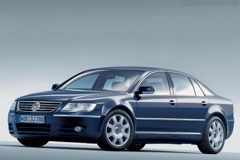 Click here to open the Volkswagen Phaeton gallery