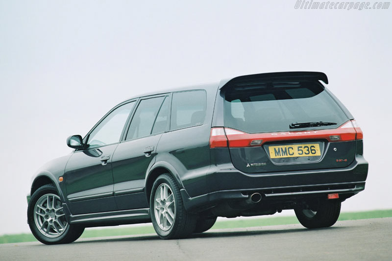Click here to open the Mitsubishi Galant VR-4 Estate gallery