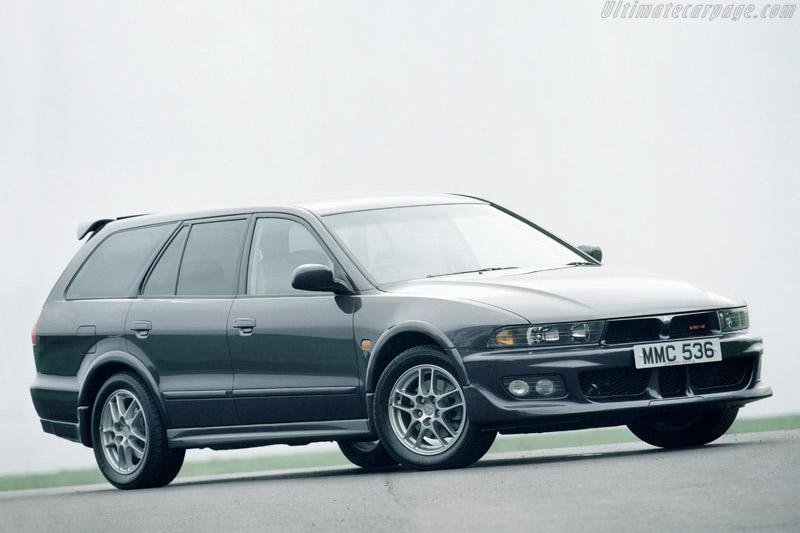 Mitsubishi Galant VR-4 Estate