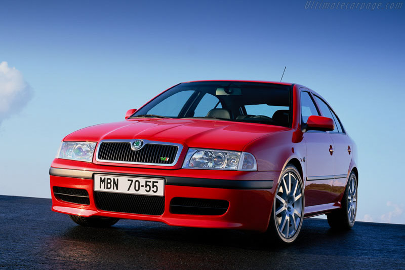 Click here to open the Skoda Octavia RS gallery