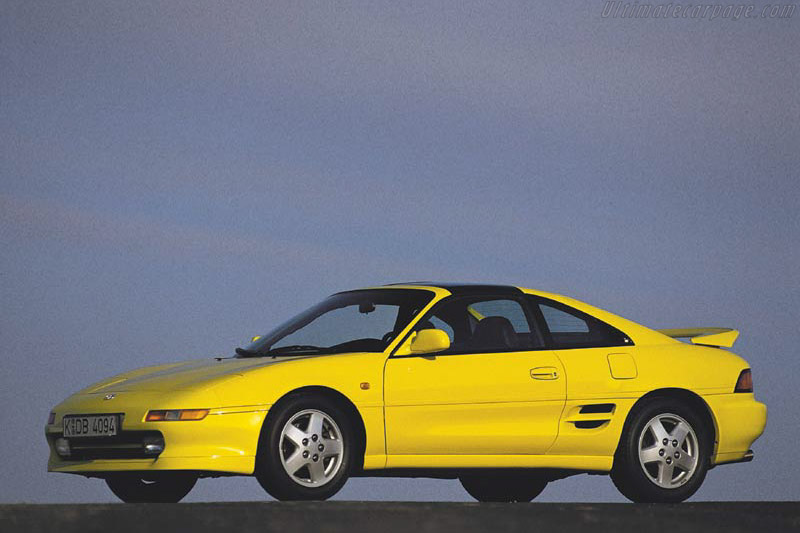 Click here to open the Toyota MR2 Targa gallery