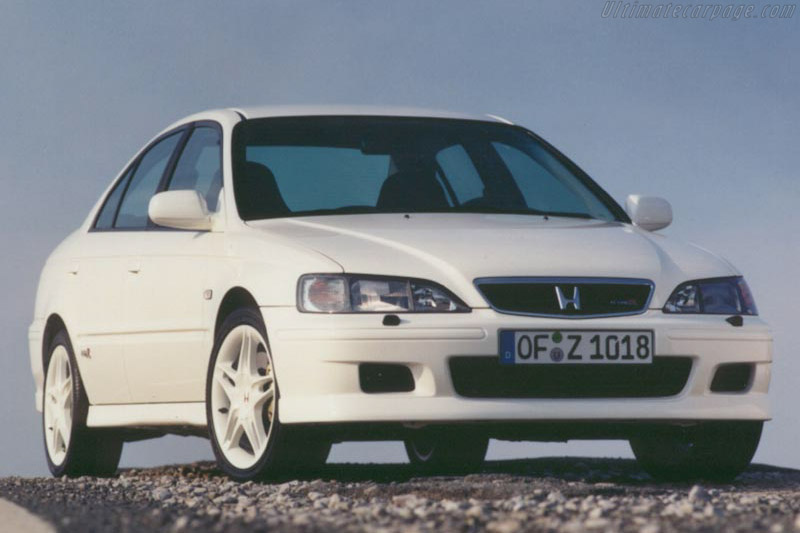 1999 2000 honda accord type r specifications