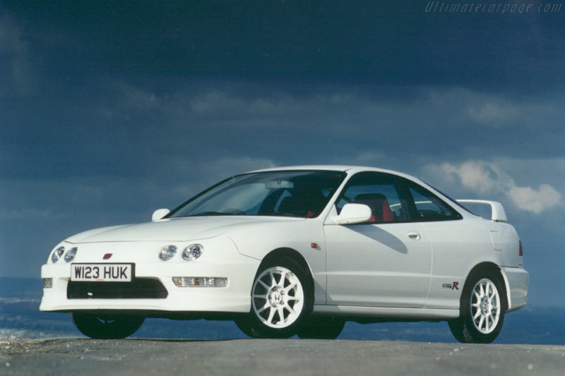 Click here to open the Honda Integra Type R gallery