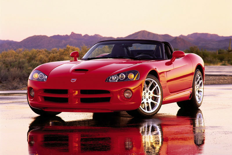 Click here to open the Dodge Viper SRT-10 gallery