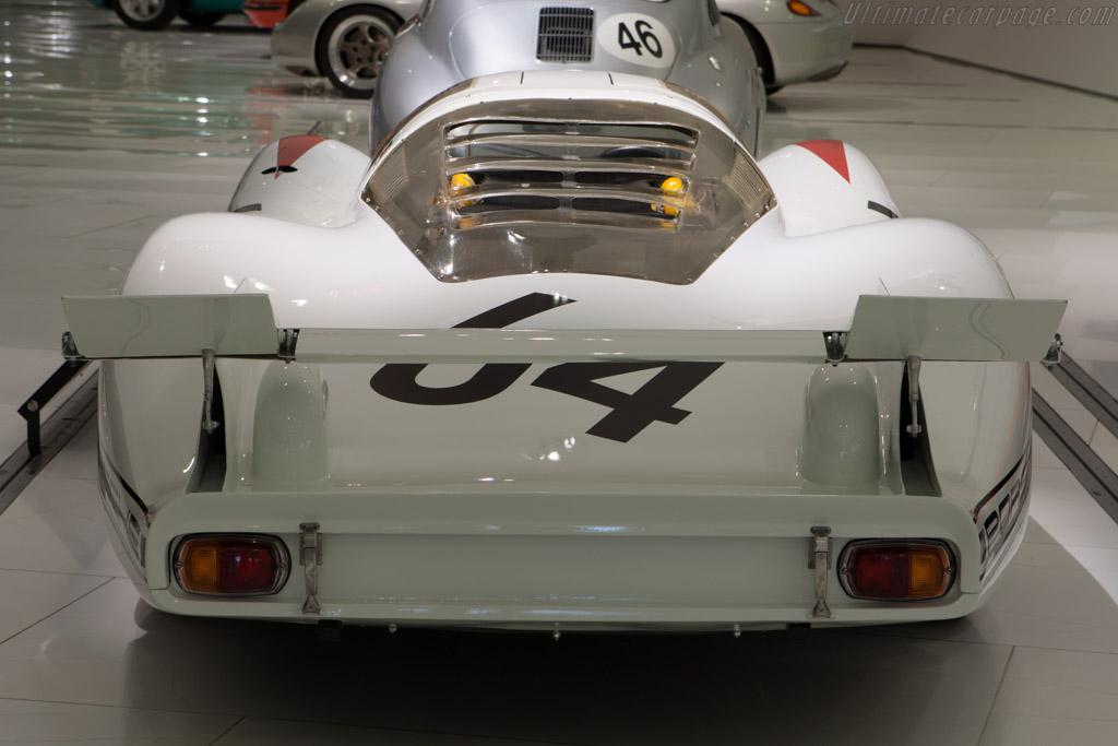 Porsche 908L Coupe - Chassis: 908-003   - Porsche Museum Visit