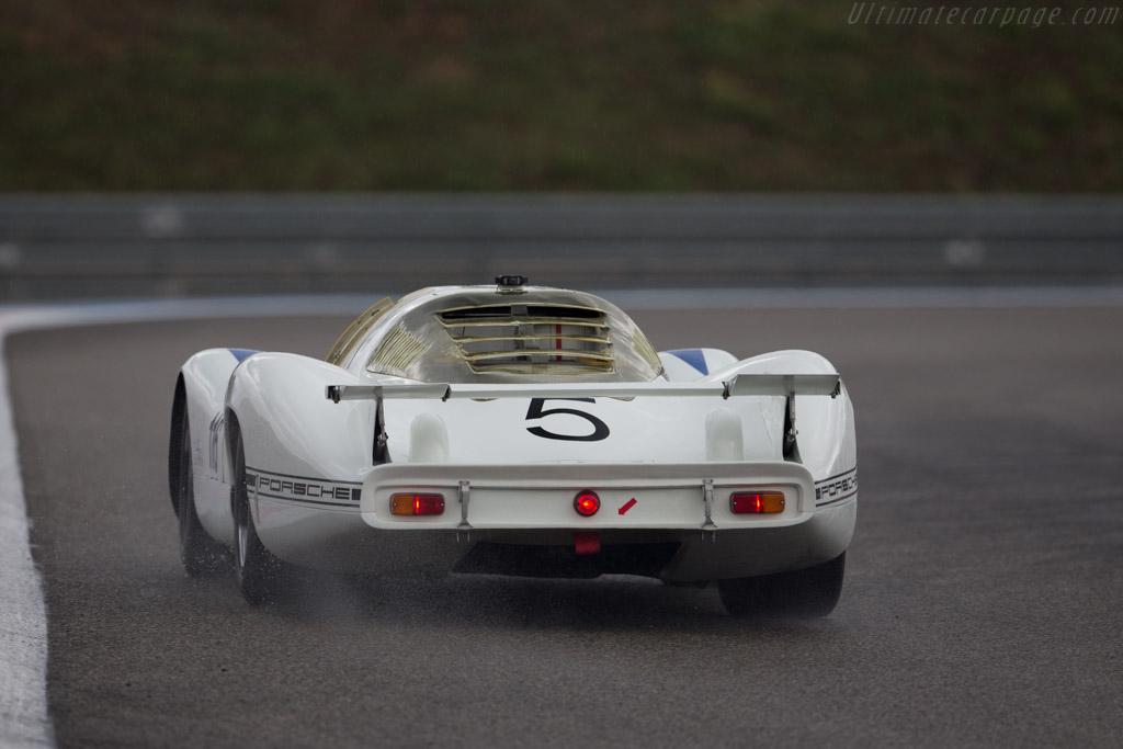 Porsche 908L Coupe - Chassis: 908-004   - 2015 Dix Mille Tours