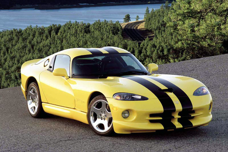 Click here to open the Dodge Viper GTS gallery